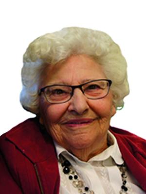 Mme Yvette Leroux Besner