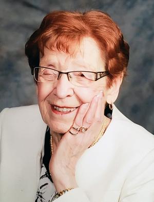 Mme Jeanne-Mance Bourbonnais André