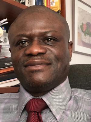 M. Dieudonné Nsimba Bazonga