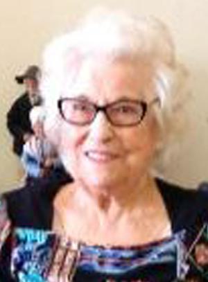 Mme Marguerite Demers (née Blais)