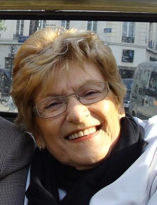 Mme Suzanne Campeau De Bellefeuille ***Mise à jour***