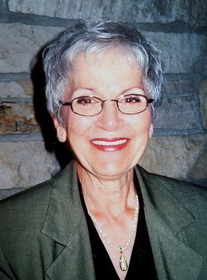 Mme Rollande Sauvé (née Daigneault)