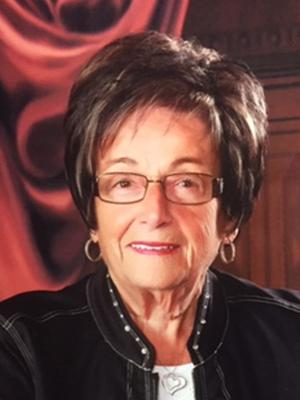 Mme Jeannine Daoust Péladeau