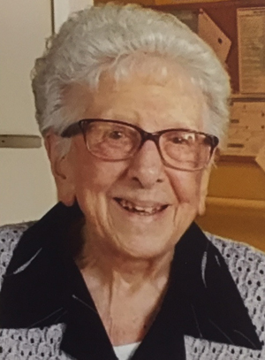 Mme Alfreda Heye Delfosse