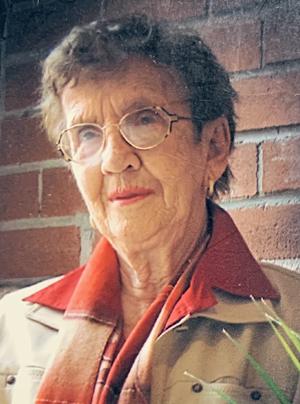 Mme Bertha Gervais Leboeuf